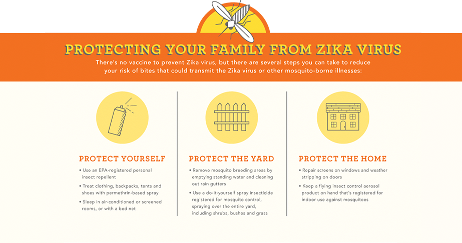 Protecting Your Family From Zika Virus
