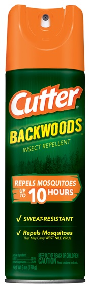 Cutter BackwoodsTM Insect Repellent